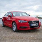 Forsikring af en brugt Audi A3