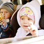 Guide: Sådan kører du sikkert i trafikken med dit barn